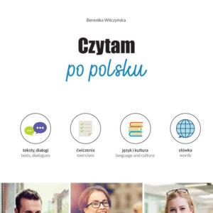 Czytam po polsku - okładka