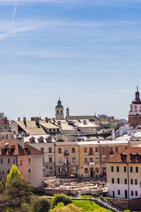 Lublin – wielokulturowe miasto / B2
