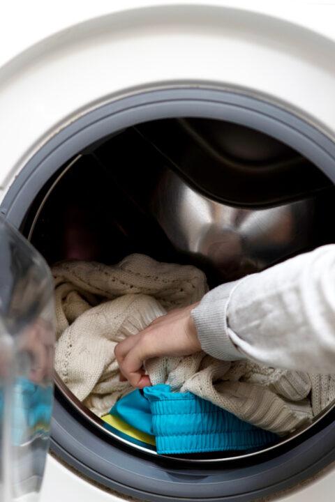 Robimy pranie / A2